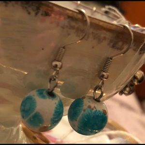 Jewelry - Hand Painted Fashion Earrings